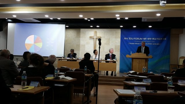 RCH Took Part in the Global Forum On Future Christianity