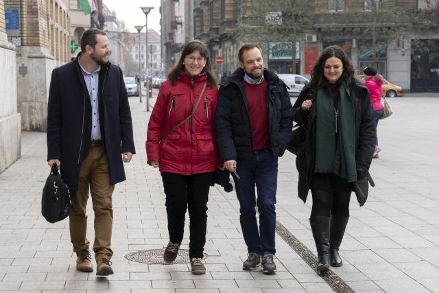 Továbblép a budapesti egyetemi misszió