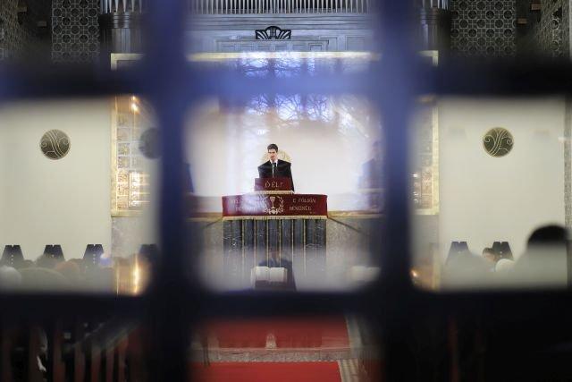 Online református istentiszteletek