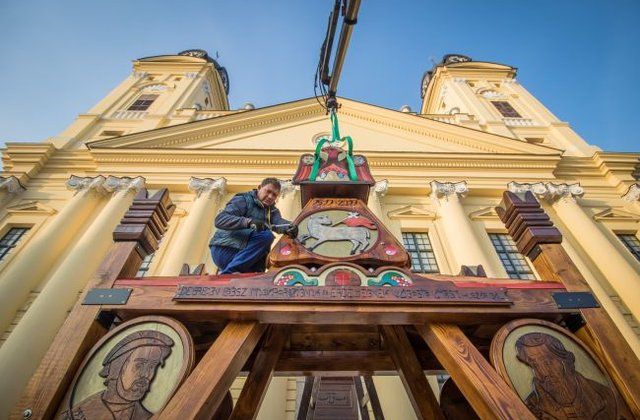 A reformáció városa
