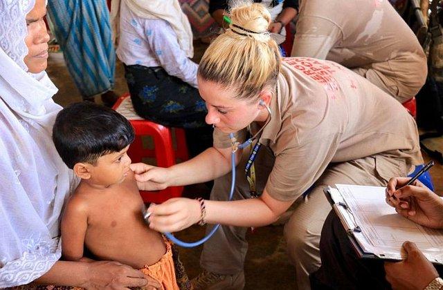 Anno'18: Bangladesben az MRSZ orvoscsoportja