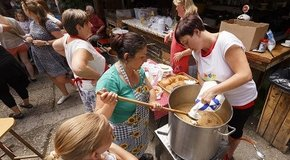 Kép: Culinary Fundraising for Roma Kids