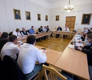 Kép: Budapesten tanácskoztak az egyházvezetők