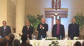 Kép: A teljes evangéliumot ünnepelték Egyiptomban
