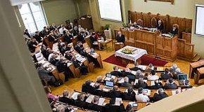 Kép: Zsinati ülés