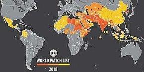Kép: Az ötven legveszélyesebb ország