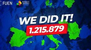 Kép: More than One Million Signatures
