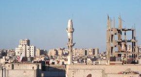 Kép: Nemzetközi összefogás Szíriáért