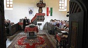 Kép: Megújult Tornakápolna ékszerdoboza