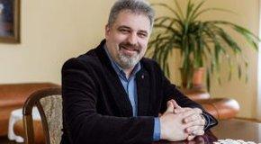 Kép: Idősekért díjat kapott Beszterczey András