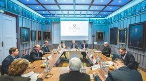 Kép: Az ENSZ kisebbségügyi különmegbízottjával találkoztak az erdélyi magyar történelmi egyházak vezetői