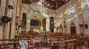 Kép: Az Ázsiai Keresztyén Konferencia elítéli a Srí Lanka-i robbantásokat