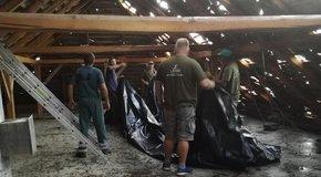 Kép: Pusztítást végzett a vihar Borsodban