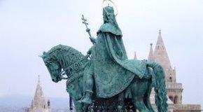 Kép: Mi közünk  a szent királyhoz?
