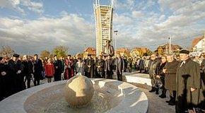 Kép: Játszókerttel bővült a Reformátorok tere