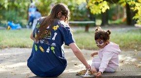 Kép: Joy of Volunteering