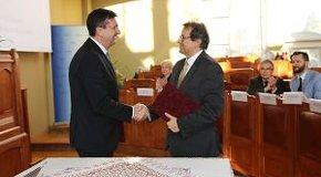 Kép: Együttműködik az Állami Számvevőszék és a Károli