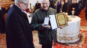 Kép: Bereményi Géza kapta a Kölcsey-emlékplakettet
