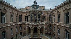 Kép: Több építészeti érték is előkerült a Károlyi-Csekonics-palota rekonstrukciója alatt